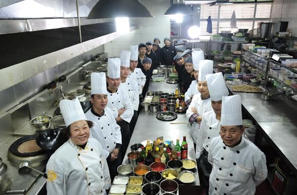中央厨房·希望星厨