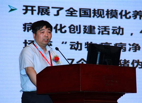 华中农业大学吴斌教授作报告